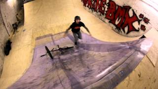 Bmx Park Harry Main - Resi Ramp Diarys #1