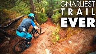 THE HARDEST TRAIL IN THE WORLD? | It doesn't...