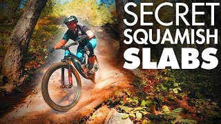 SQUAMISH HIDDEN GEMS | Lap 2 of the best slab...