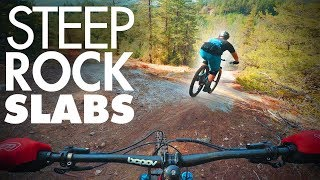 ENDLESS SLABS | Lap 1 Squamish's famous Slab...