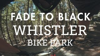 Mountain Biking 'Fade to Black' in the...