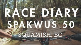 Race Diary #5 - Spakwus 50 Cross Country Race...