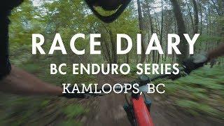 Race Diary #4 - BC Enduro at Harper Mountain,...