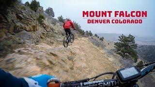 Mount Falcon #lovesbackwheel Denver, Colorado MTB