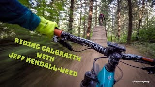 Shredding Galbraith with Kendall-Weed