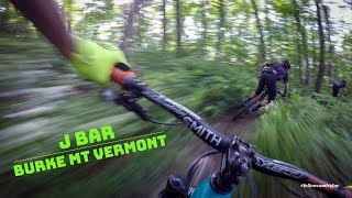 Riding Vermont Tech | J-Bar, Burke Mountain