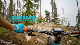 Bedframe | Mountain Biking Nelson BC in 4K