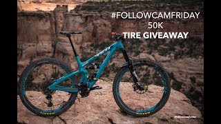 #followcamfriday 50K tire giveaway