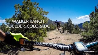 Mountain Biking Walker Ranch | Boulder, Colorado