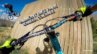 Valmont Bike Park | Boulder, Colorado