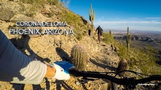 Mountain Biking Corona De Loma | Phoenix, Arizona