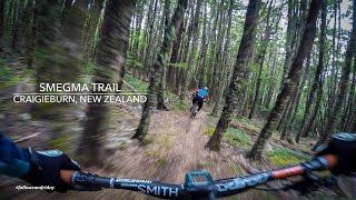 Mountain Biking Smegma Trail in Craigieburn,...
