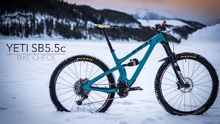 Yeti SB5.5c Bike Check