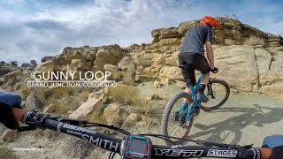 Mountain Biking The Gunny Loop in Grand...