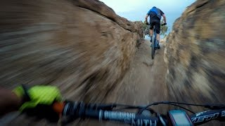 Mountain Biking Free Lunch in Grand Junction,...