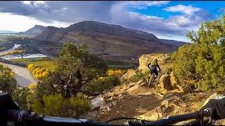 Palisade Rim Trail, Palisade Colorado