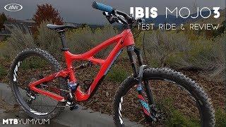 2017 Ibis Mojo 3 Test Ride & Review