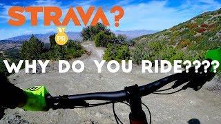 Why I Ride MTB