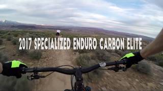2017 Specialized Enduro Carbon 29 Test Ride...