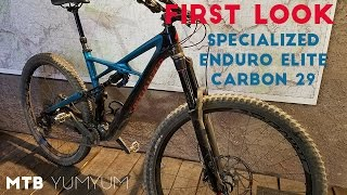 2017 Specialized Enduro Elite 29er: First Look