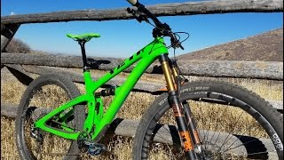 2016 Yeti SB4.5c Test Ride & Review