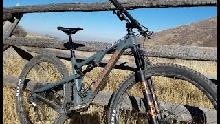 2017 Santa Cruz Tallboy 29er Test Ride &...