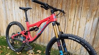 2017 Pivot Firebird Test Ride & Review