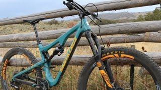 2017 Santa Cruz Bronson Test Ride & Review