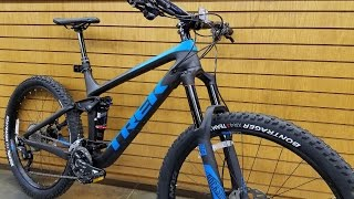 2017 Trek Remedy 9.8 Test Ride & Review