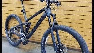 2017 Trek Fuel EX 9.8 27.5 Plus Test Ride...