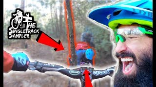 SETH SMASH!! // My day with Seth's Bike Hacks...