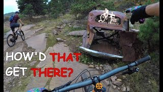 Janky Cars and JANKIER ROCKS! // Mountain...