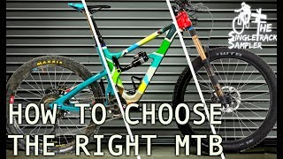 HOW TO CHOOSE THE RIGHT BIKE FOR YOU - LIVE...