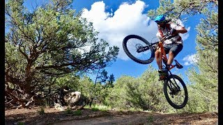 THERE WILL BE BLOOD | Shredding Salida, CO...