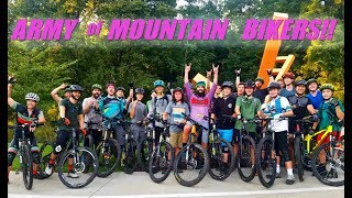 WHAT IT'S ALL ABOUT | Mountain biking...