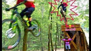 SEND IT!! DH Mountain Biking at Mountain Creek...