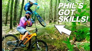 NEW ENGLAND SAMPLING with SKILLS WITH PHIL -...