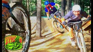 EJECTOR DROPPER POST at Kolo Bike Park and...