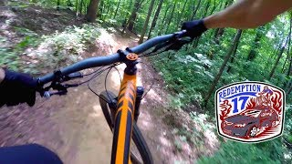 Mountain Biking Sope Creek - My old stomping...
