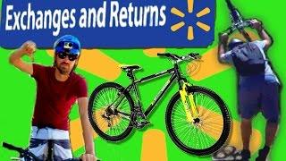 Walmart 'Mountain Bike'  vs Beginner MTB 'er -...