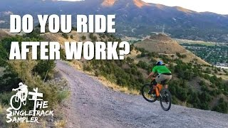 AFTER WORK RIDE? YES PLEASE! | Salida Mountain...