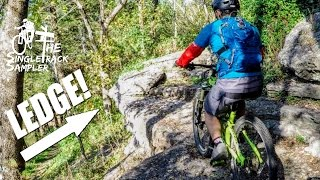 Mountain Biking in Bentonville Arkansas with...
