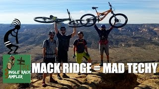 FRUITA MTB - KOKOPELLI MACK RIDGE TRAIL  | The...