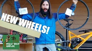 HOW TO INSTALL NEW WHEELS AND SET UP TUBELESS...