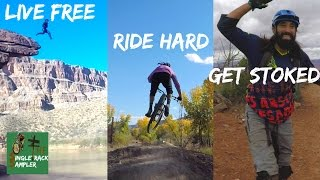 LIVE FREE. RIDE HARD. GET STOKED. | The...