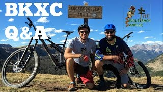 Lungbuster Q&A:  Brian from BKXC