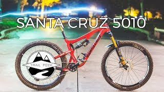 My New 27.5 HUCK MACHINE! - 2018 Santa Cruz...
