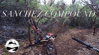 Finally a CRASH on Camera! - Sanchez Compound...