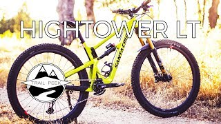 Dane's 2018 Santa Cruz Hightower LT Bike Check