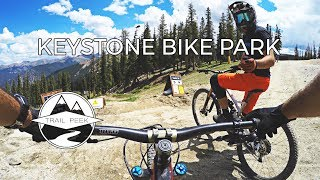29ers are FAST! - Keystone Bike Park -...